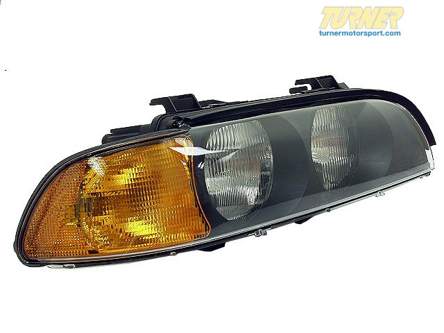 T#18774 - 63128385092 - Genuine BMW Headlight - Right -  63128385092 - E39 - Genuine BMW -