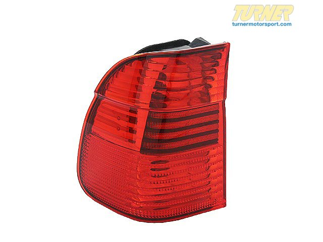 T#20236 - 63216900215 - Genuine BMW Rear Light In The Side Panel, Left - 63216900215 - E39 - Genuine BMW -