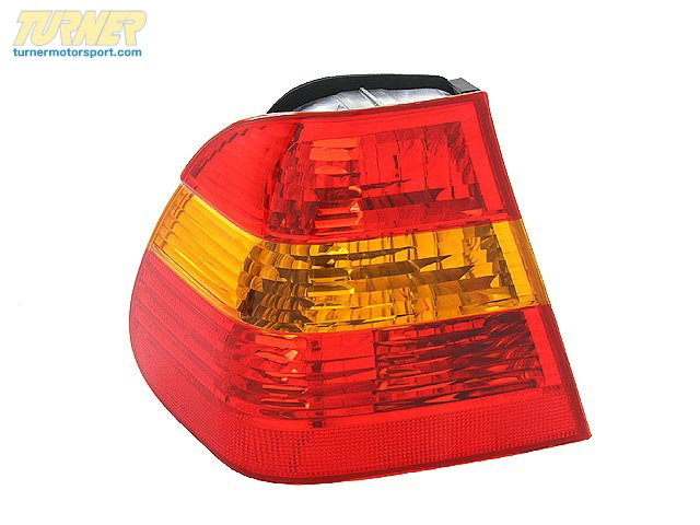 T#10962 - 63216946533 - OEM BMW Lighting Rear Light In The Side Panel 63216946533 - TYC -