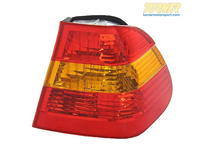 T#20263 - 63216946534 - Rear Light In The Side Panel 63216946534 - TYC -