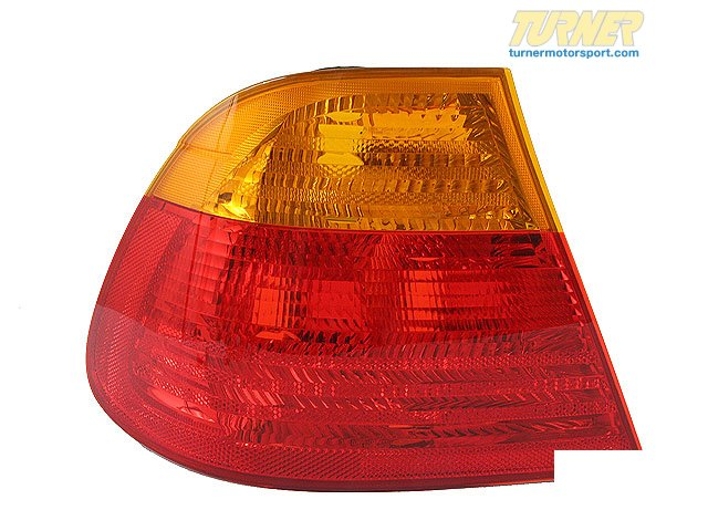T#20260 - 63218364725 - Rear Light In The Side Panel 63218364725 - TYC -