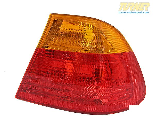 T#20259 - 63218364726 - Rear Light In The Side Panel 63218364726 - TYC -