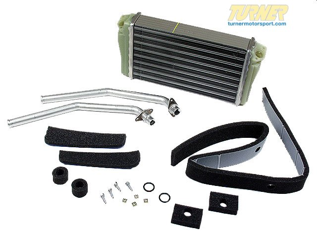T#20266 - 64111363032 - Genuine BMW Heater Radiator 64111363032 - Genuine BMW -