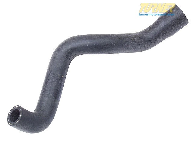 T#20533 - 64211390936 - Genuine BMW Hose F Water Valve And Right Radiator - 64211390936 - E34 - Genuine BMW -