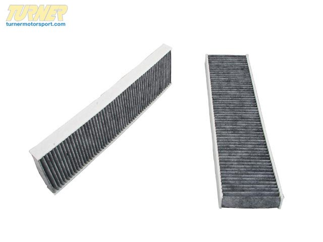 T#16290 - 64319127516 - Microfilter - Cabin Air Filter - Activated Charcoal - R55 R56 R57 - Mann - MINI