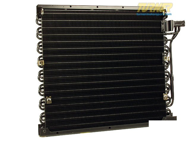 T#20468 - 64538398181 - Genuine BMW Condenser Air Conditioning 64538398181 - Genuine BMW -