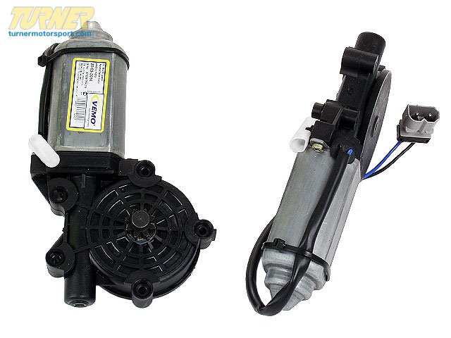 T#11223 - 67628359374 - Window Motor - E34 - Left Front / Right Rear - (NO LONGER AVAILABLE) - Vemo -