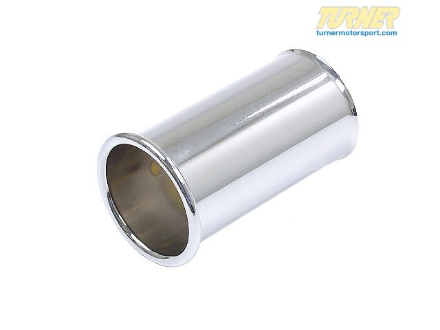 T#20435 - 82119413972 - Genuine BMW Exhaust Pipe Extension Chrome 42 mm - 82119413972 - Genuine BMW -
