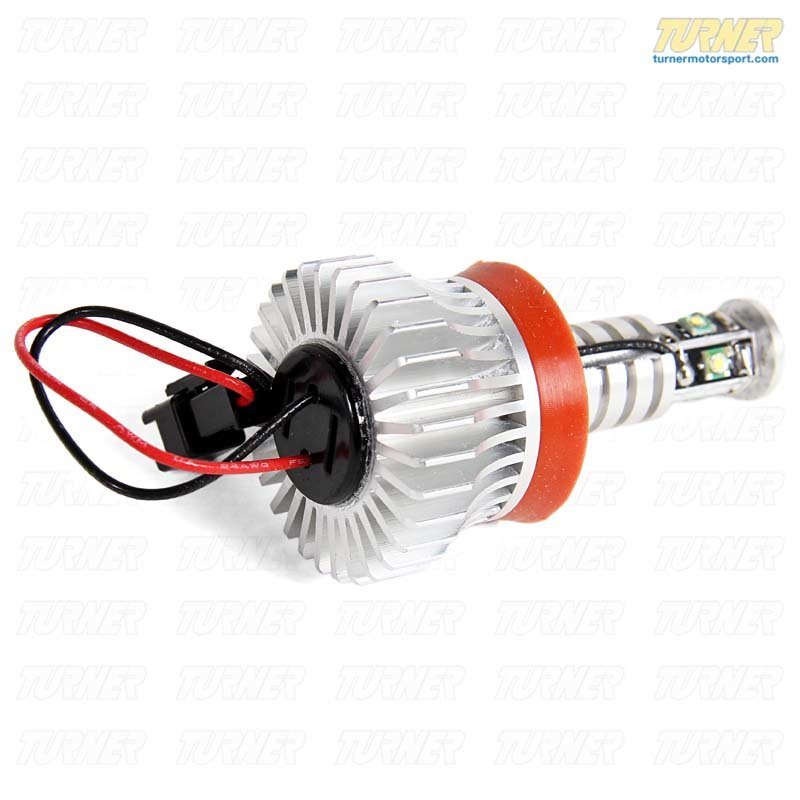 T#12078 - LHUXX2W4Y - LED Bright White Angel Eye Bulb Upgrade- E90 E92 E82 E60 E70 Z4 - Turner Motorsport - BMW