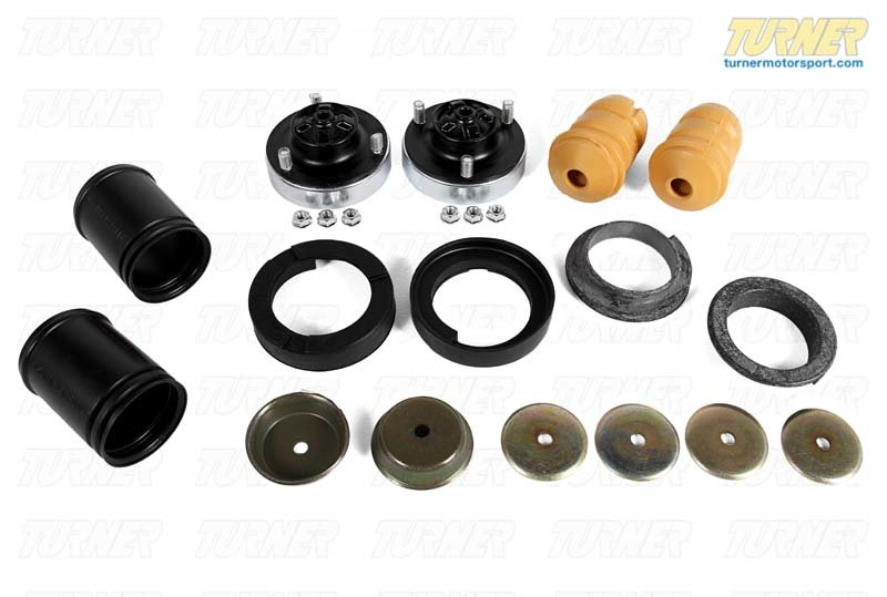 T#11978 - TMS11978 - Self Leveling Delete Kit - E34  - Packaged by Turner - BMW