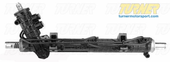 T#2358 - 32132225556 - Steering Rack & Pinion - E30 M3 - Genuine BMW -