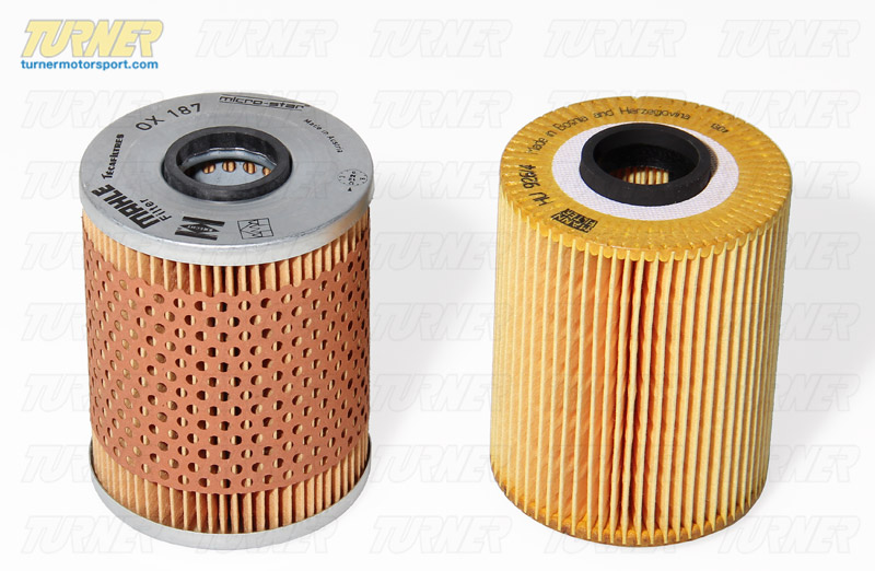 S54 Oil Filters: Mahle vs Mann