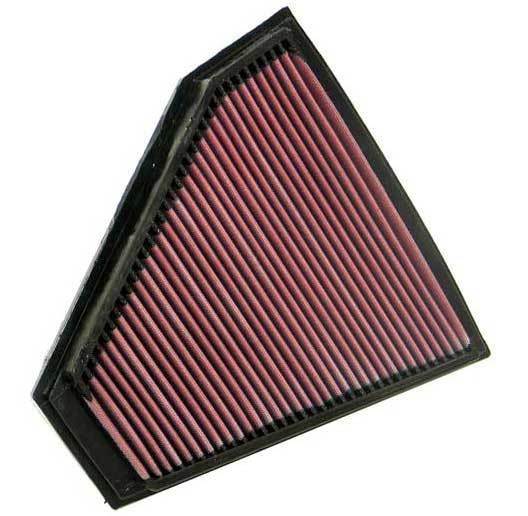 T#1337 - 33-2332 - E90/E92 325/328/330 K&N High-Flow Air Filter - K&N - BMW