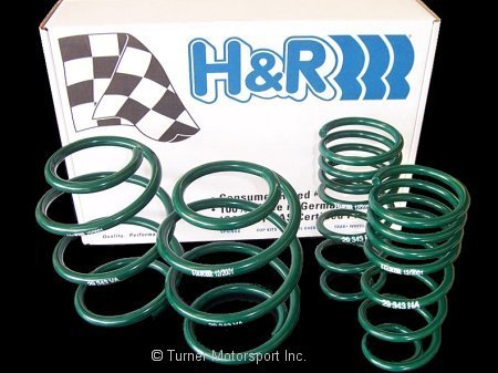 T#1485 - 50450 - H&R Sport Spring Set - R56 Mini Cooper 2007+ - H&R - MINI