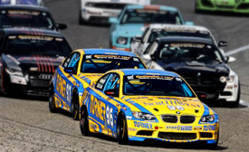 Turner BMW M3 GS class race cars