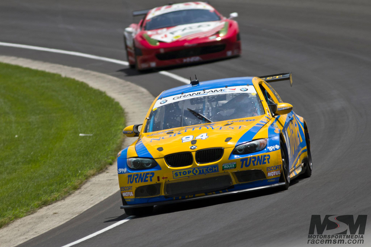 Turner Motorsport BMW Racing