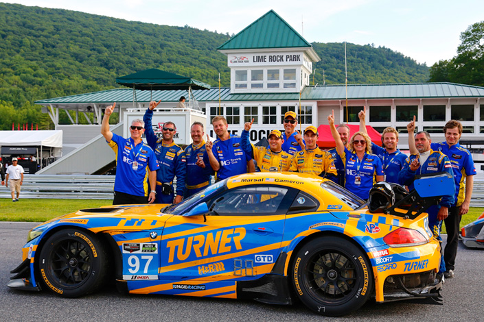 Turner Motorsport Racing 2015