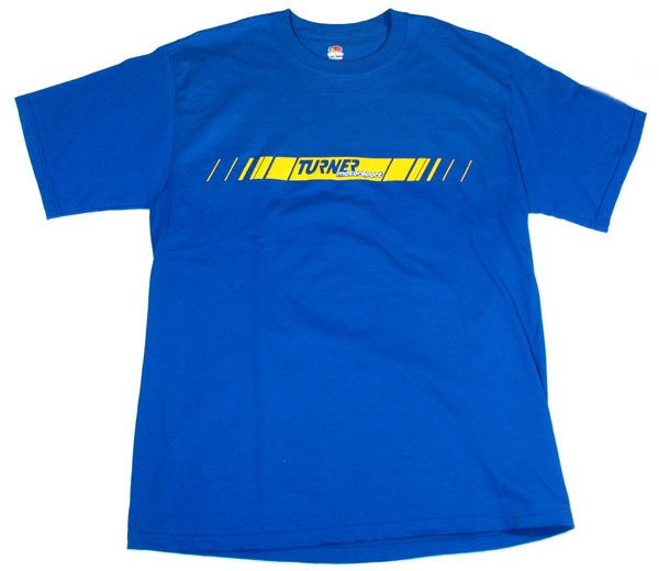 T#12001 - 920-1294X - Turner Motorsport Cartoon T-Shirt  - Turner Motorsport -