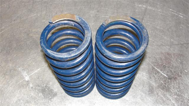 T#2710 - TMS2710 - Hyperco Racing  Springs 450lb (USED) - Turner Motorsport -