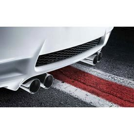 T#5218 - 18302184201 - Genuine BMW Performance Inconel Exhaust - E92 M3, E93 M3 - 2008+ - Genuine BMW - BMW