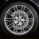 Genuine BMW Performance Wheel Style 269 - 18x7.5 - E82 128i 135i