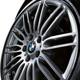 T#5166 - 36116781042 - Genuine BMW Performance Wheel Style 269 - 18x7.5 - E82 128i 135i - Genuine BMW - BMW