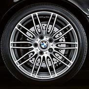 T#5168 - 36116781043 - Genuine BMW Performance Wheel Style 269 - 18x8.5 - E82 128i 135i - Genuine BMW - BMW