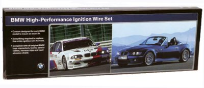 T#5497 - 12120407871 - Genuine BMW Performance Ignition Wire Set - E30 318is M42 engine - Genuine BMW - BMW