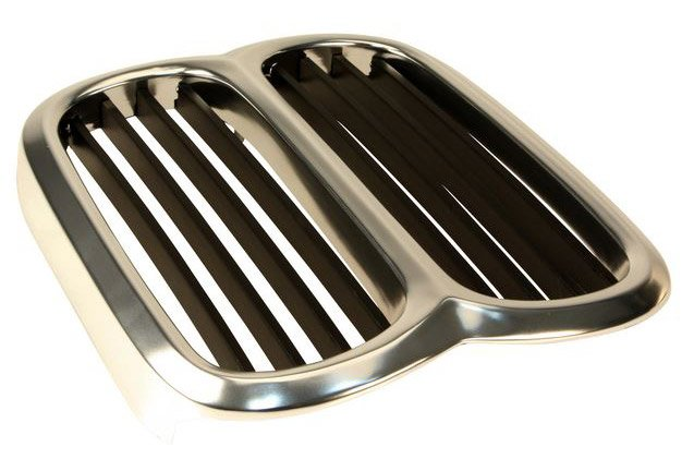 T#8544 - 51131826675 - Kidney Grill - 2002 1974-1976 - Genuine BMW - BMW
