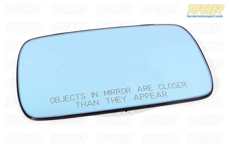 T#8910 - 51161885906 - Genuine BMW Mirror Glas Heated,Plugged-In - 51161885906 - E30,E30 M3 - Genuine BMW -