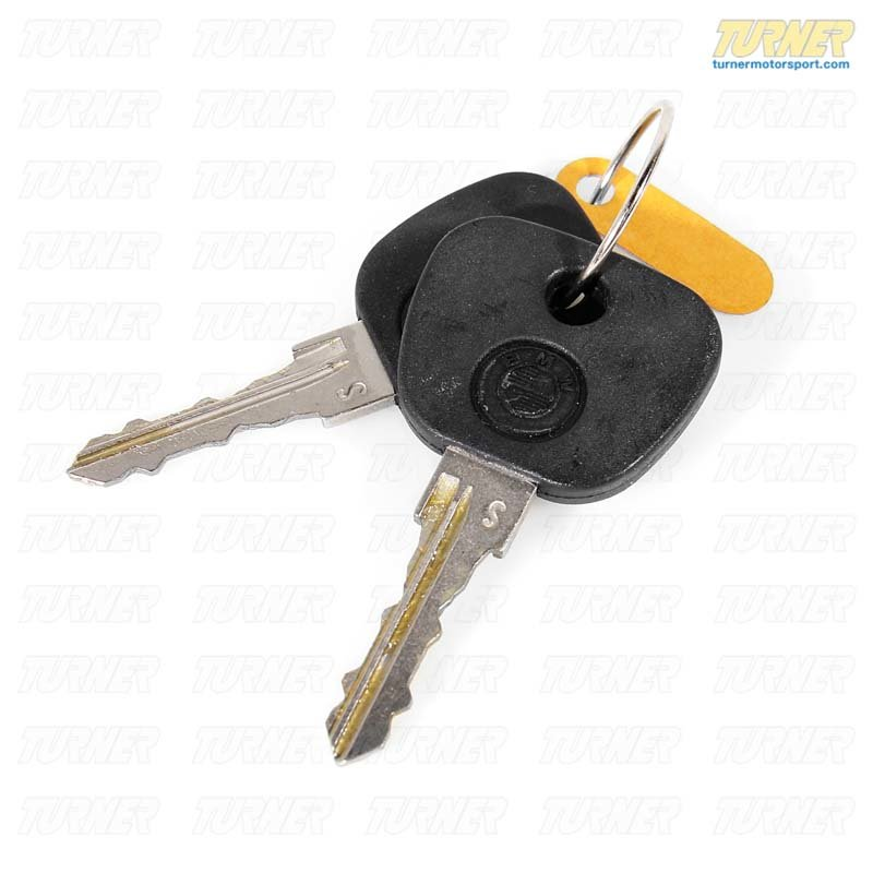 T#88552 - 51211881439 - Genuine BMW Catch With Key Left Code* 10001 - 51211881439 - Genuine BMW -