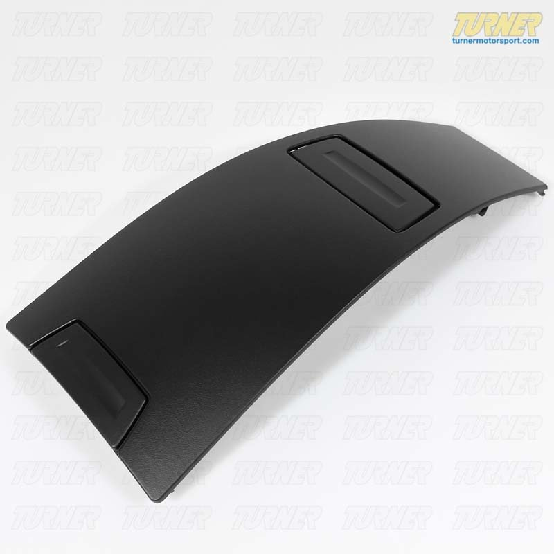 T#109357 - 51467055464 - Genuine BMW Cover Schwarz - 51467055464 - E85 - Genuine BMW -