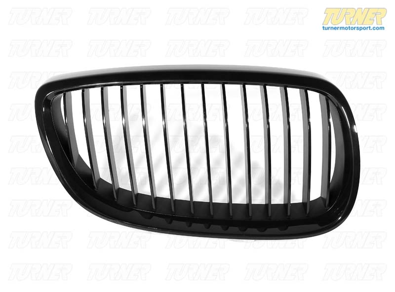 T#5090 - 51712155450 - BMW Performance Black Grill - Right E92 >03/2010 - Genuine BMW - BMW