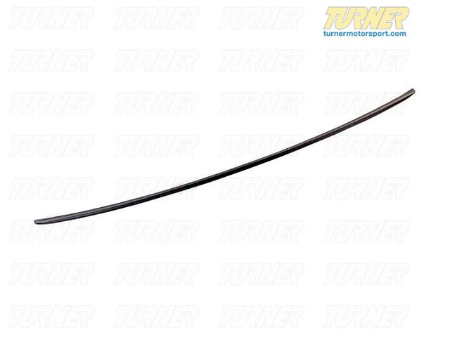 T#11711 - BM-0189 - Rear Lip Spoiler - E92 328i, 335i, 335is, M3 Coupes - Turner Motorsport - BMW