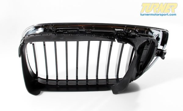 T#8678 - 51137042962 - Genuine BMW Grille Right Chrom - 51137042962 - E46 - Genuine BMW -