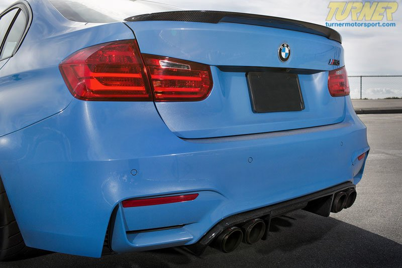 Mps82 Mode Carbon Performance Spoiler F80 M3 Turner