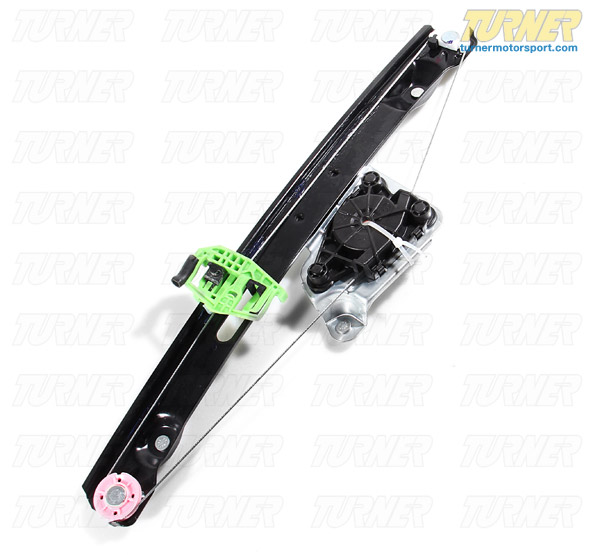 T#5610 - 51357140589 - Window Regulator - Rear Left - E90 325i 328i 330i 335i M3 - Genuine BMW - BMW