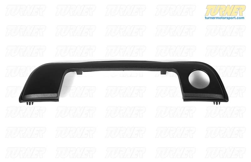 T#9232 - 51218122441 - Exterior Door Handle Cover With Gasket - Front Left - E36, E34  - Genuine BMW - BMW