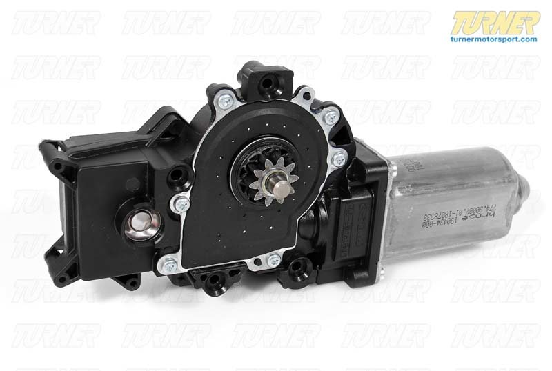 T#22092 - 67628360572 - Window Motor - Right - E36 318is, 325is 1992-1993 - Genuine BMW - BMW