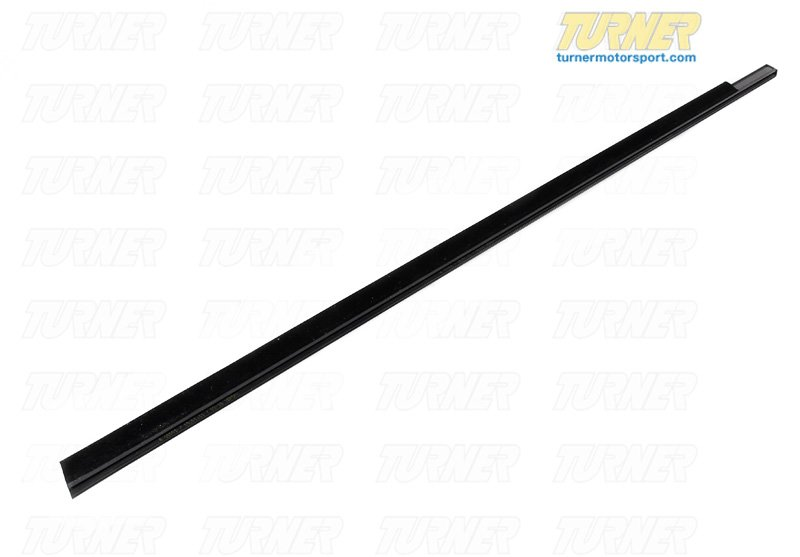 T#9579 - 51338194708 - Genuine BMW Outer Weatherstrip, Right Schwarz Matt - 51338194708 - E46 - Genuine BMW -