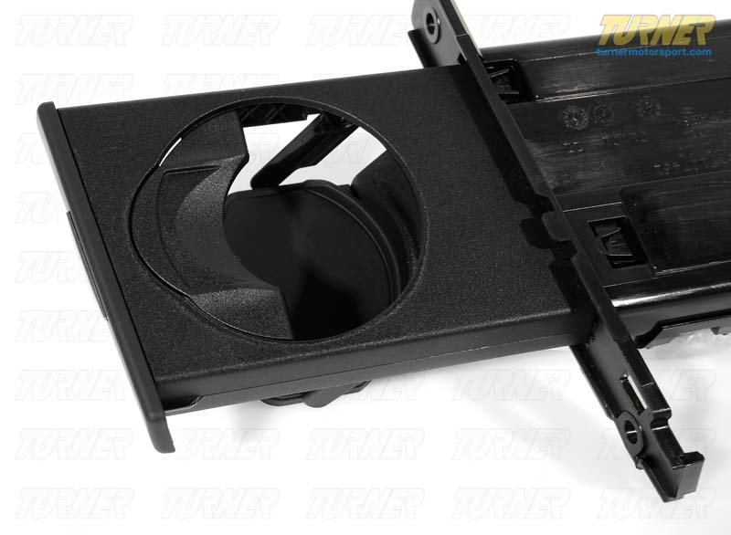 T#20174 - 51459173469 - Genuine BMW Cup Holder - Black - Right - E90 E92 E93 - Genuine BMW - BMW