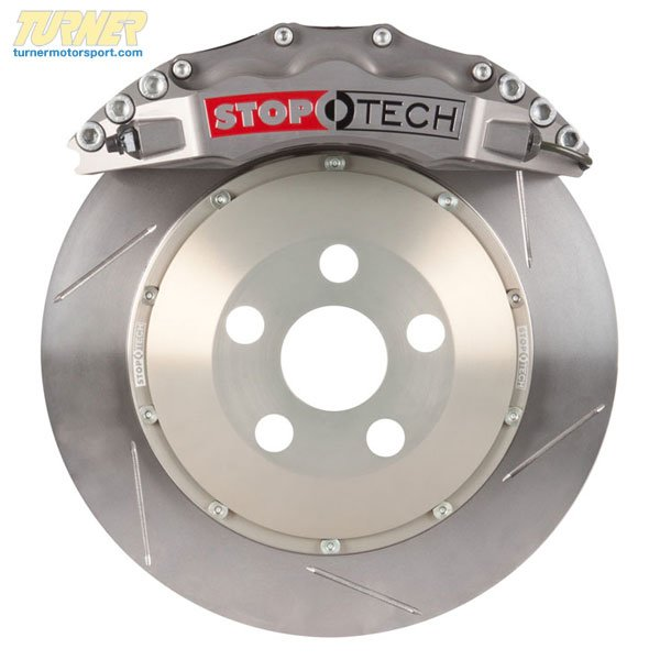 T#16429 - TMS16429 - StopTech Rear Sport Trophy Brake Kit (355mm) 4-Piston - E9X M3 - StopTech - BMW