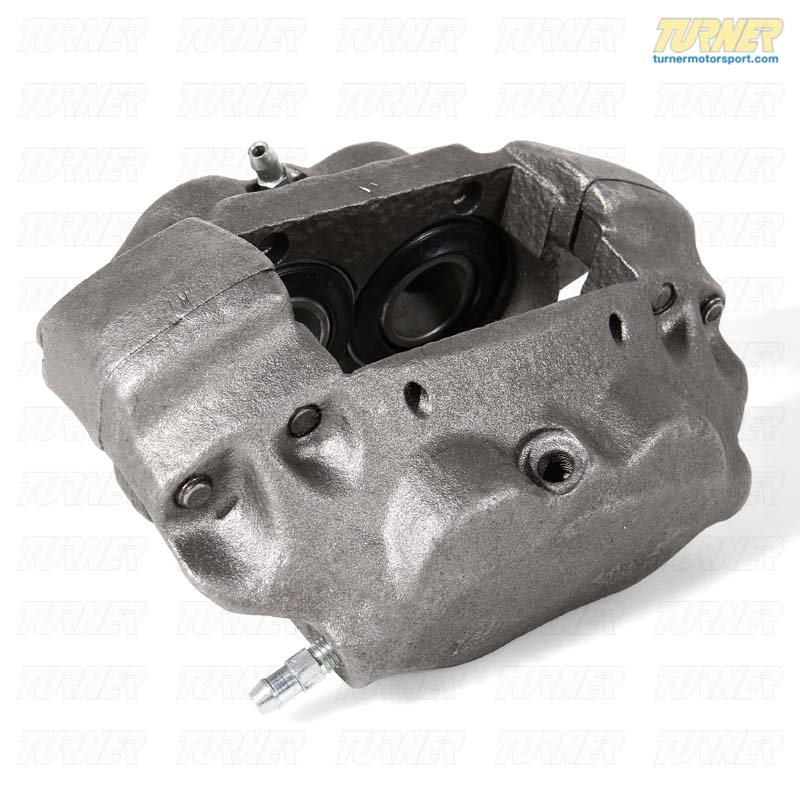 T#5694 - 34111101843R - Brake Caliper - Rebuilt - Front Left - 2002 - Centric - BMW