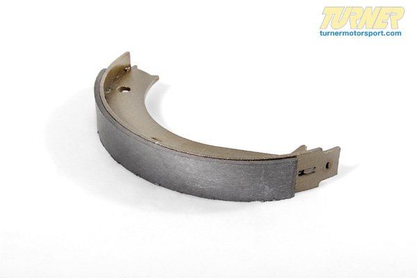T#12200 - 34416761294 - Parking Brake Shoe Set - E36 M3,  Z3M. E28, E34, E38, Z8 - Febi - BMW