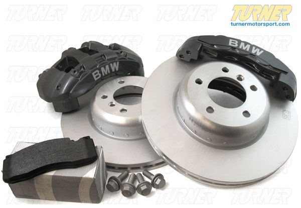 Genuine Bmw 6 Piston Front Brake Upgrade Kit For E82 E88