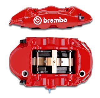 T#4722 - TMS4722 - Brembo Rear 4-Piston Big Brake Kit - F10 528i 535i - Brembo -