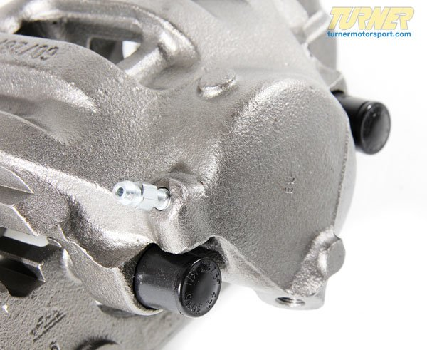 T#5745 - 34112227516R - Brake Caliper - Rebuilt - Front Right - E36 M3, Z3M - NuGeon -