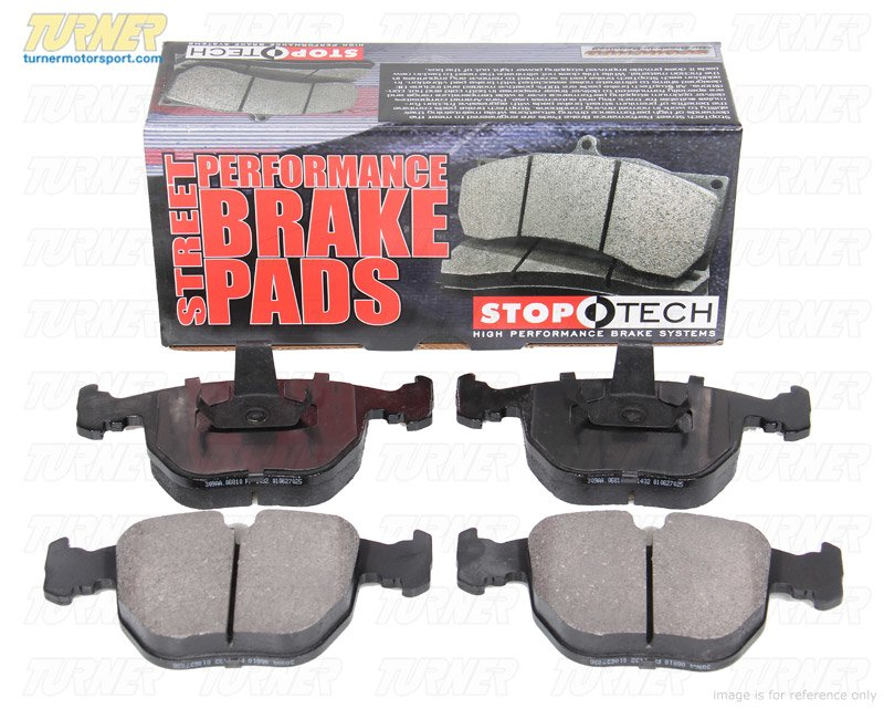 T#25731 - TMS25731 - StopTech Street Performance Brake Pads - Rear -    MINI R50/R52/R53 - StopTech - MINI