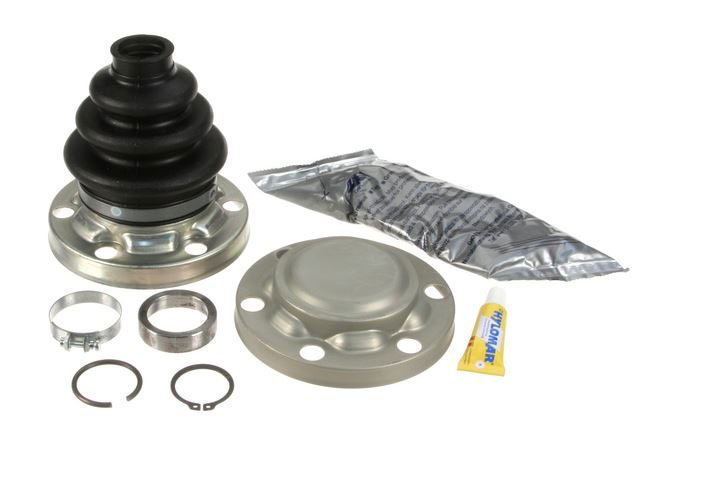 T#59793 - 33211229435 - Rear Axle CV Boot Repair Kit - Inner - E36, E46, Z3 - Genuine BMW - BMW