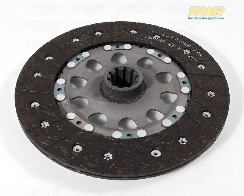 T#13221 - 21212282666 - Genuine BMW Clutch Plate D=240mm - 21212282666 - E39 M5,E46 M3 - Genuine BMW -